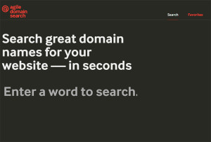 agile-domain-search