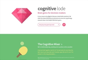 cognitive-lode