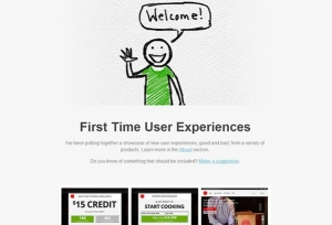 first-time-user-experiences