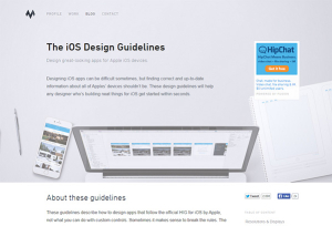 ios-design-guidelines