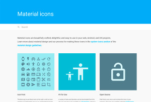 material-icons