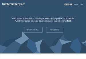 tumblr-boilerplate