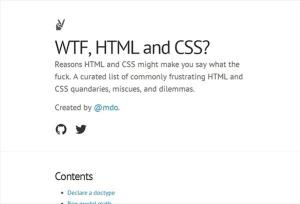 wtf-html-css