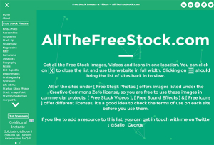 all-the-free-stock