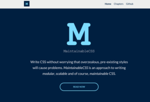 mantainable-css