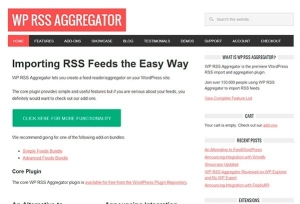 wp-rss-aggregator